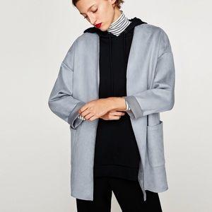 ✨ Zara Jacket with Patch Pockets ✨